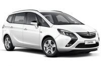 Opel Zafira o similar